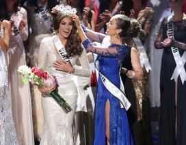 Những hình ảnh đẹp trong đêm chung kết Hoa hậu hoàn vũ