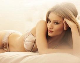 Siêu mẫu Anh xinh đẹp trong clip quảng cáo mới