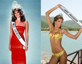 """""""Điểm mặt"""" 7 hoa hậu hoàn vũ người Venezuela"""