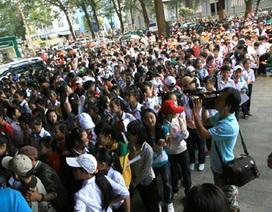 Gameshow trí tuệ tuyển sinh quy mô nhất Việt Nam