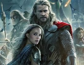 Thor: The Dark World dẫn đầu bảng xếp hạng phim ăn khách