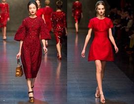 BST thu đông 2013 của Dolce & Gabbana