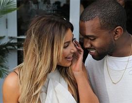 Kim Kardashian sành điệu khi đi mua sắm với bạn trai