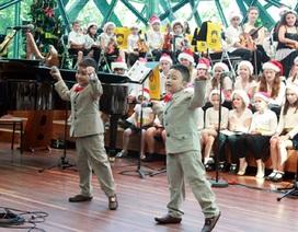 Nhật Minh, Quốc Thái khiến khán giả Úc thích thú