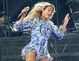 Loạt ảnh không đẹp của Beyonce