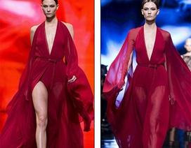 Siêu mẫu 9X cao 1,85m đắt show tại tuần lễ thời trang New York