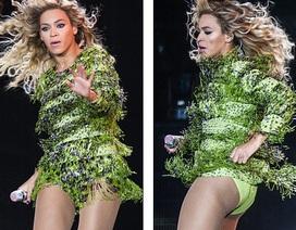"Beyonce ""nổi lửa"" tại Anh"