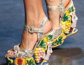 BST giày dép sành điệu của Dolce & Gabbana