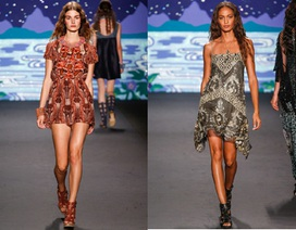 Bay bổng Anna Sui