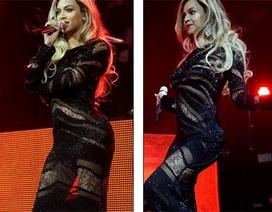 Beyonce gợi cảm với váy xuyên thấu