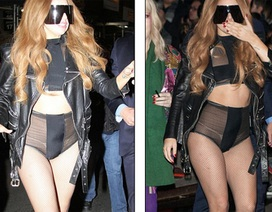 "Lady Gaga: Thời trang ""phang"" thời tiết"