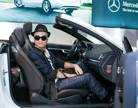 """Mercedes-Benz giới thiệu """"xe sang"""" trong show Đỗ Mạnh Cường"""