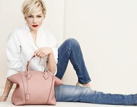 """Người đẹp phim """"Núi yên ngựa"""" hút hồn trong quảng cáo Louis Vuitton"""