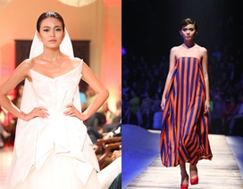 """Quán quân Vietnam's Next Top Model """"tái xuất"""" sau tai nạn nghiêm trọng"""
