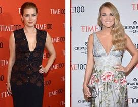 Người đẹp dập dìu dự tiệc của tạp chí Time