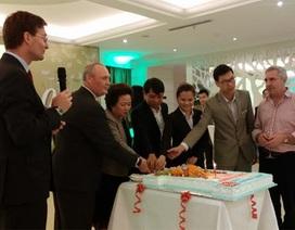 Hilton Garden Inn Hanoi kỷ niệm sinh nhật 1 tuổi