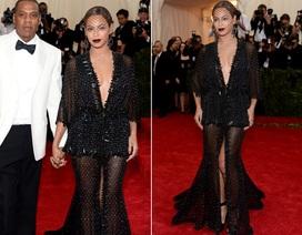 Beyonce gây thất vọng với váy áo