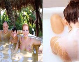 Asean Resort & Spa khai trương dịch vụ tắm bùn tắm sữa nhân ngày quốc tế thiếu nhi 1/6