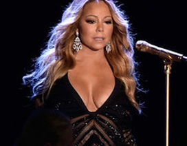 Mariah Carey điệu đà dự World Music Awards