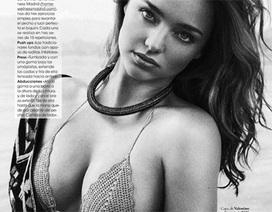 """Hình ảnh """"nóng rực"""" của Miranda Kerr"""