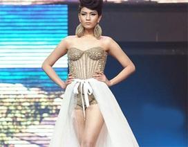 """Á hậu Trương Thị May: """"Tôi đang nuôi năm con heo đất"""""""
