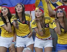 Chiêm ngưỡng nhan sắc người đẹp tại World Cup