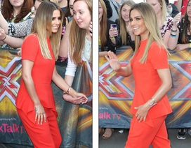 Cheryl Cole lại mặc xấu