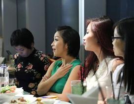Mỹ Linh, Thu Hương trải lòng về chuyện chồng con