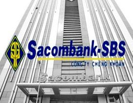 """Chứng khoán Sacombank: Soát xét đặc biệt tìm """"nguồn cơn"""" thua lỗ"""