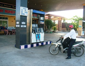 Cây xăng ngừng bán hàng bất thường: Phạt ai, ai phạt?