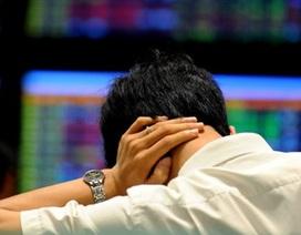 Thị trường rung lắc mạnh, MSN, VNM cứu nguy VN-Index