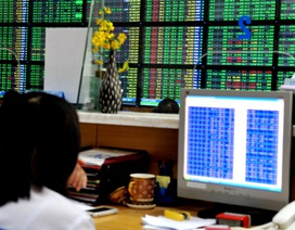 VN-Index vượt 422 điểm, thị trường bứt phá trở lại
