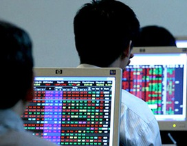 """""""Bão"""" giao dịch, VN-Index tăng hơn 7 điểm"""