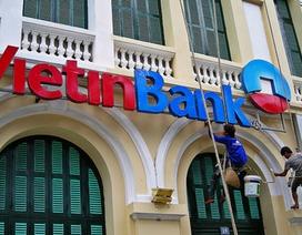 Hơn 250 tỷ đồng đổ vào cổ phiếu VietinBank trong 15 phút
