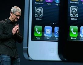 """iPhone 5 hết """"nóng"""", Harvard xả cổ phiếu Apple không thương tiếc"""