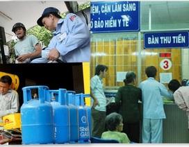 Điện, xăng, dịch vụ y tế đẩy lạm phát Hà Nội tăng chóng mặt