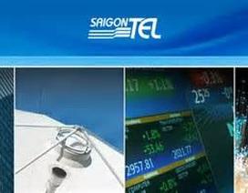Saigon Tel lại xin gia hạn công bố báo cáo tài chính hợp nhất quý I