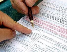 Nhờ công an thu hồi ...thuế