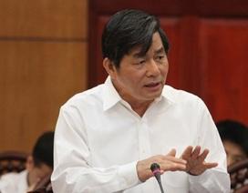 Bộ trưởng Bùi Quang Vinh: Vay hôm nay hãy nghĩ cho đời con cháu!