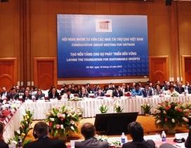 Sáng nay khai mạc Diễn đàn Đối tác phát triển Việt Nam