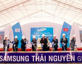 """Samsung giúp Thái Nguyên giành giải """"quán quân"""" hút vốn FDI"""