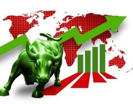 Chứng khoán bùng nổ đầu năm, VN-Index tăng 40 điểm