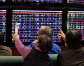 VN-Index xuyên thủng ngưỡng 550 điểm, lập đỉnh 4 năm