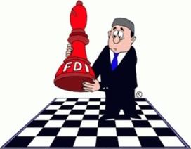 """Góc nhìn khác sau sự """"lấp lánh"""" của thành tích FDI"""