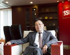Sếp tổng SSI sở hữu chưa đến 0,1% vốn tại công ty