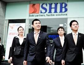 SHB năm đầu tiên biết lãi kể từ khi nhận sáp nhập Habubank