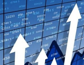 """""""Bùng nổ"""" giao dịch, VN-Index tăng vọt hơn 10 điểm"""