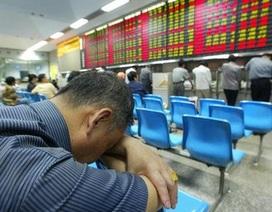 Chứng khoán lao dốc chóng mặt, VN-Index mất 25 điểm