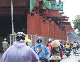 Dự án đường sắt đô thị: Nguy hiểm vẫn rình rập