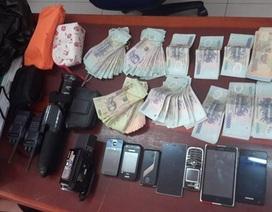 Phá đường dây mua bán ma túy xuyên quốc gia